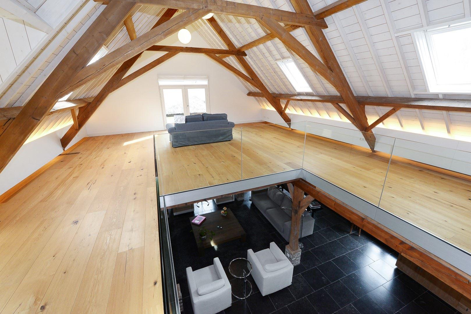 Woonkamer Op Zolder : Hobby zolder met doorkijk naar woonkamer willemijnvandewetering